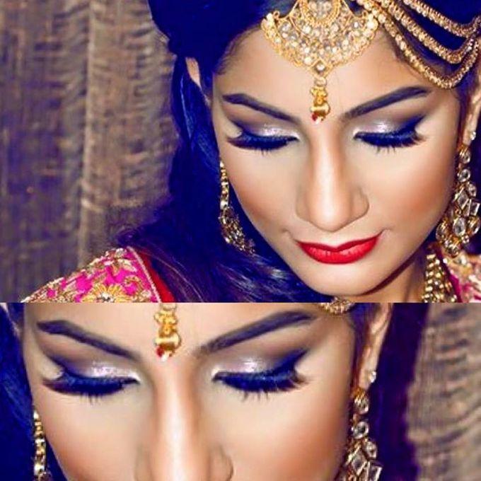 Bridal Portfolio by Faces by SudhaG - 018