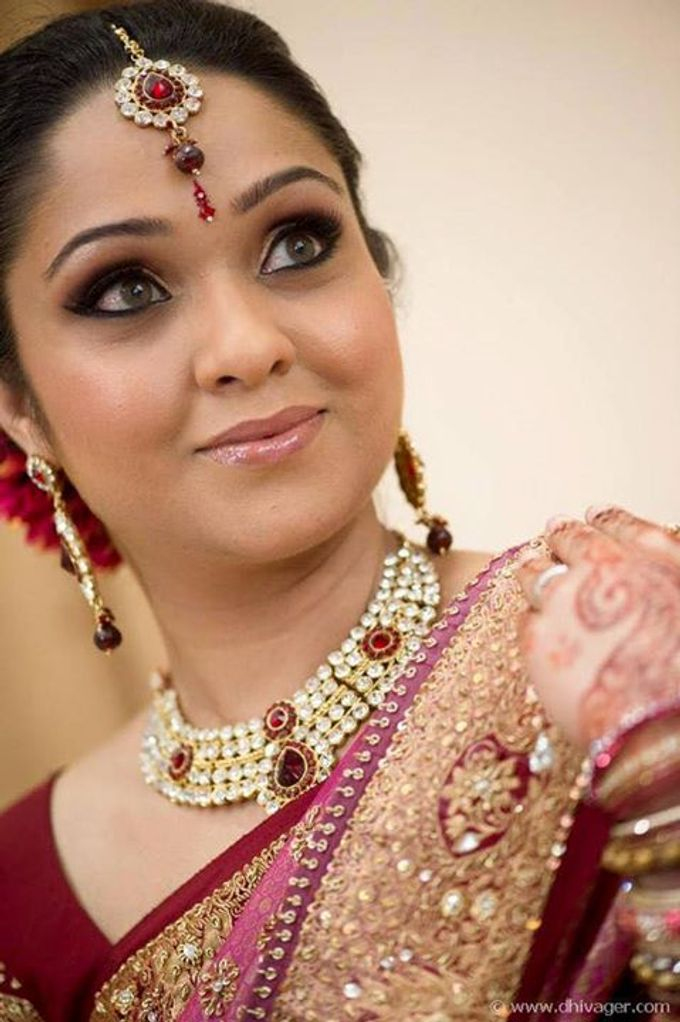 Bridal Portfolio by Faces by SudhaG - 024