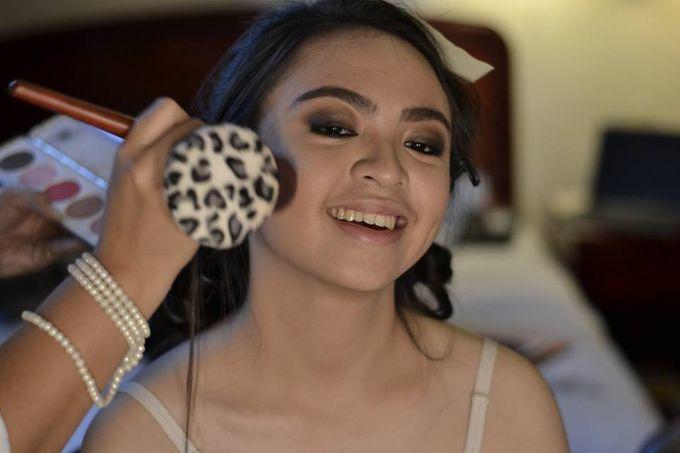 Make up by Stephanie by Stephanie Makeup Artistry - 006