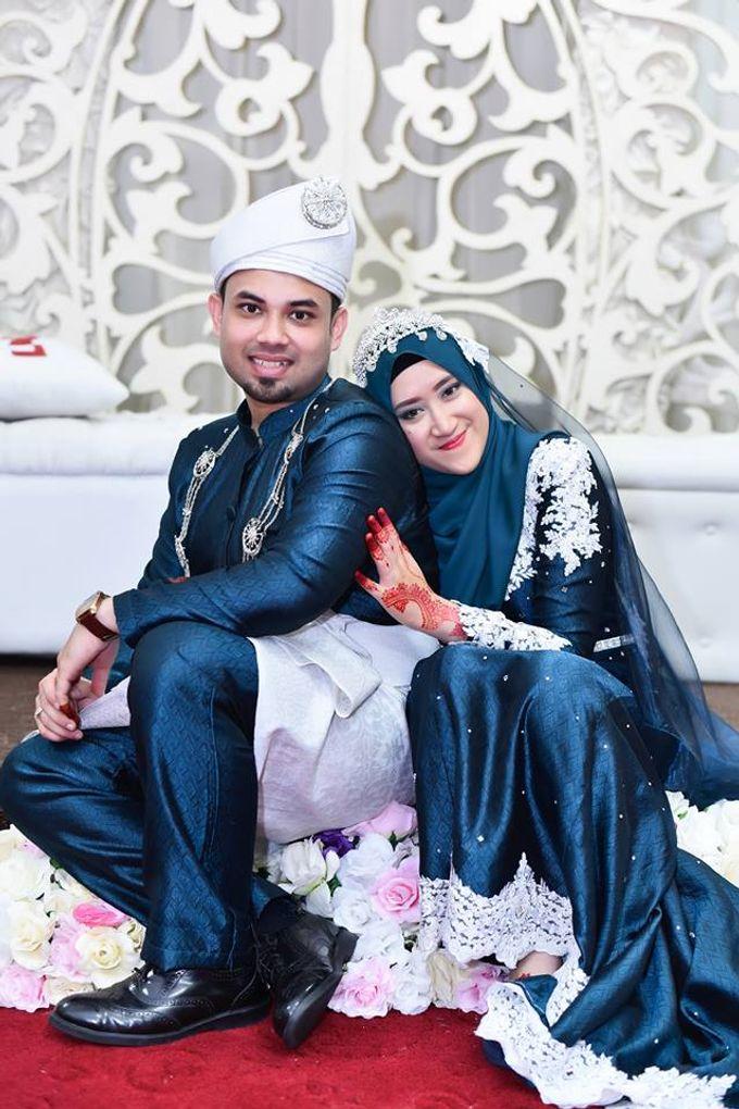 WEDDING HAZEL AND HAFIZ by Opa Pakar Photography - 010