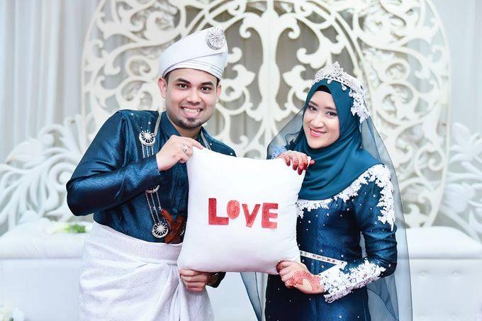 WEDDING HAZEL AND HAFIZ by Opa Pakar Photography - 011