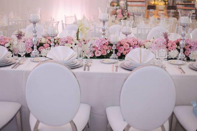 Daniel & Gerlinde Wedding 2016 by Bearland Paradise Resort - Casa Blanca Convention Hall - 034