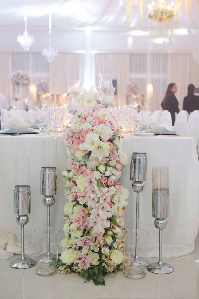 Daniel & Gerlinde Wedding 2016 by Bearland Paradise Resort - Casa Blanca Convention Hall - 035