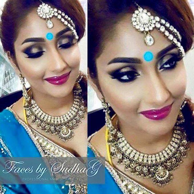 Bridal Portfolio by Faces by SudhaG - 020