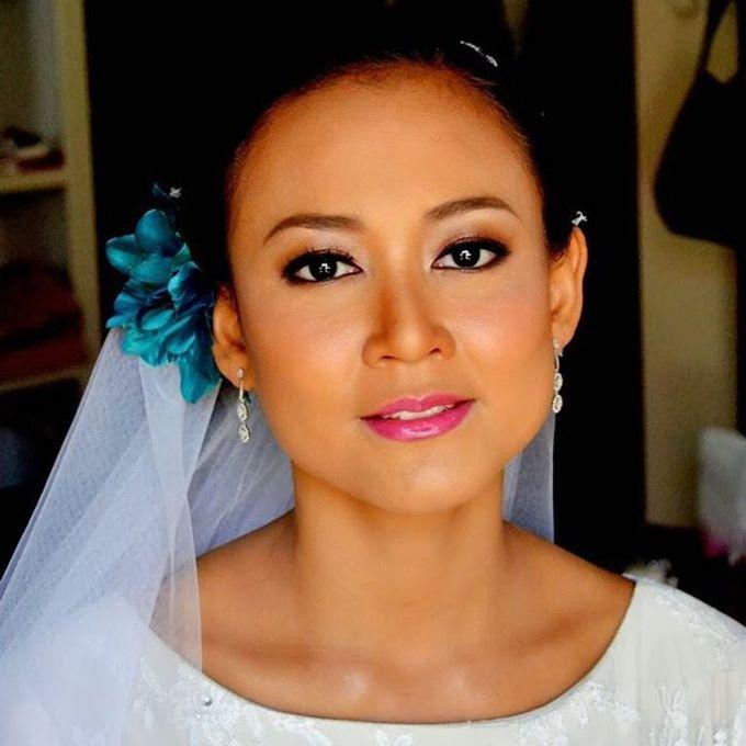 Makeup Portfolio  by Lin Elier NaturalBeauty - 021