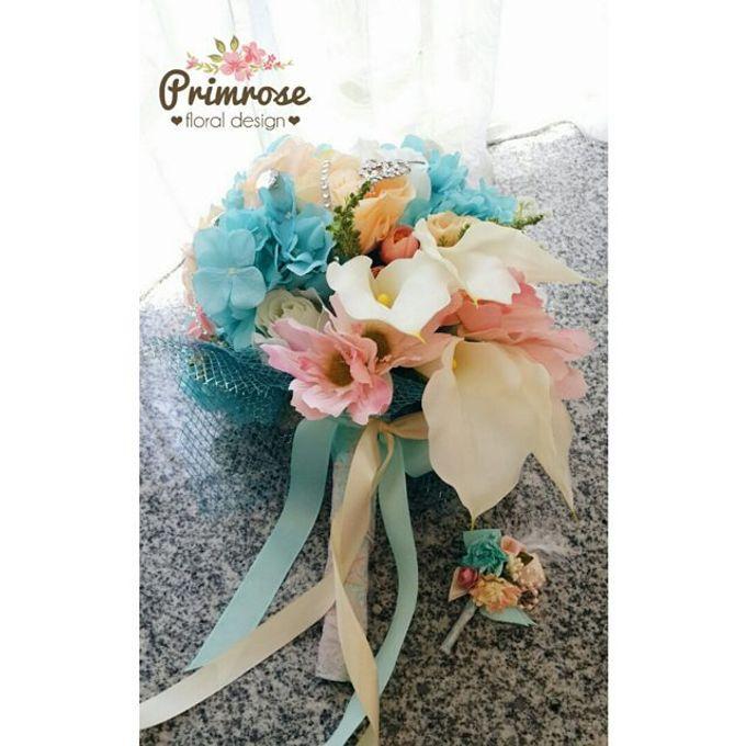 Wedding Bouquet - Handbouquet by Primrose Floral Design - 008