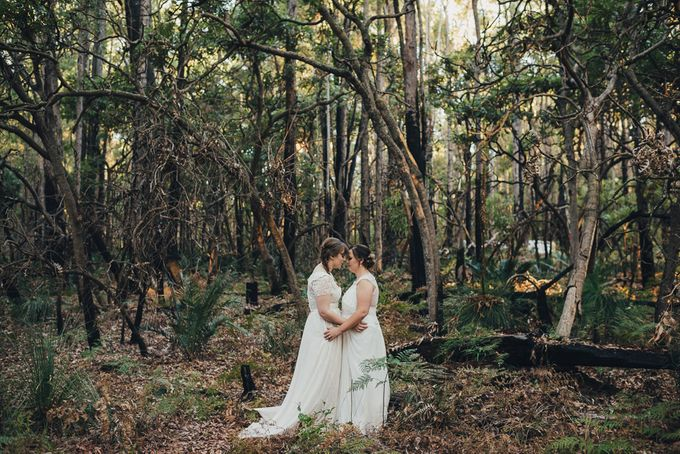 Alyssa and Teela Wedding by iZO Photography - 030