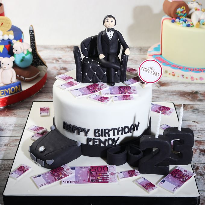 Birthday Cake Part 2 by Libra Cake - 038