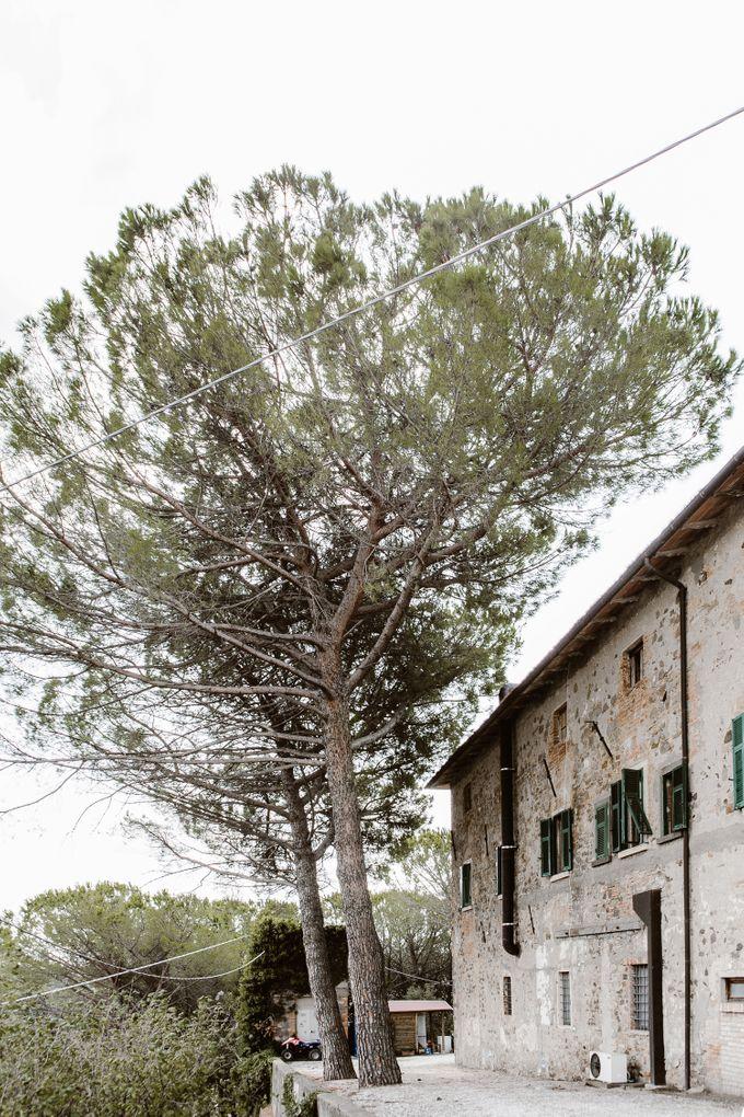 Alternative Wedding in Tenuta Mocajo in Tuscany  Italy by Fotomagoria - 007