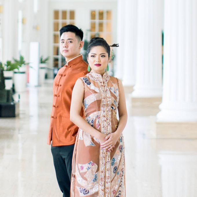 Billy & Enrica Engagement by THE TRIBRATA Darmawangsa Jakarta - 003