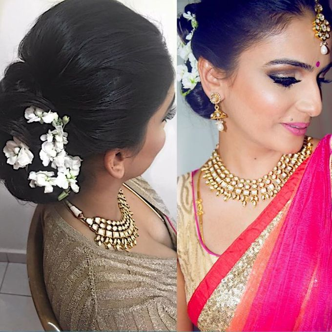 Bridal Portfolio by Faces by SudhaG - 008