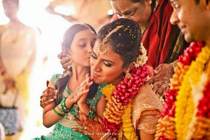 Bridal Portfolio by Faces by SudhaG - 005