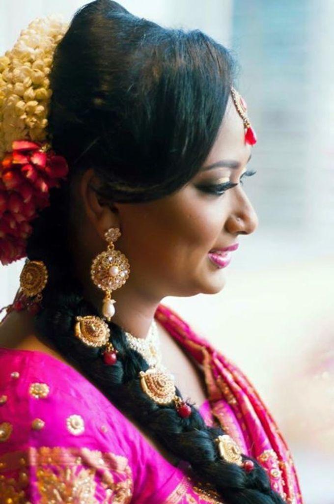 Bridal Portfolio by Faces by SudhaG - 006
