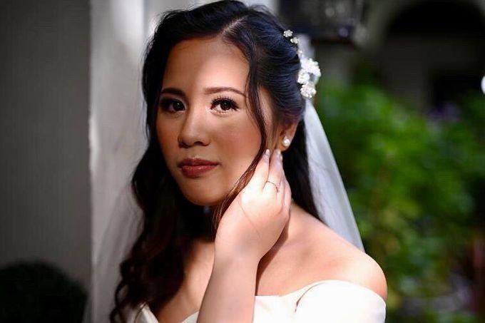 Bride Eunice by Bea Hernandez Makeup - 002