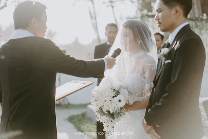 The wedding of Paschalia & Margita by Dona Wedding Decoration & Planner - 020
