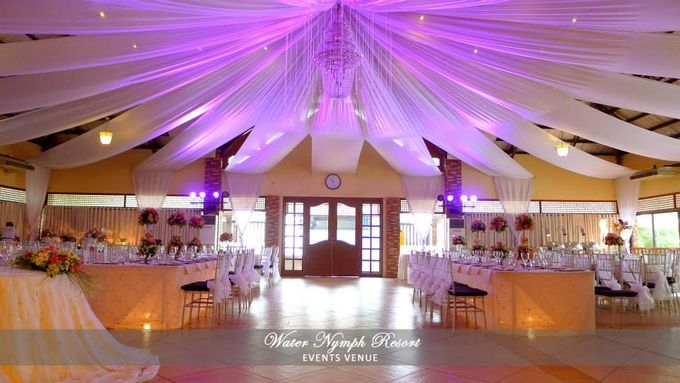 Ballroom Venue - 150-200 guests capacity by Water Nymph Resort - Events Venue - 001