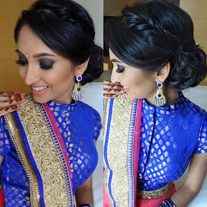 Bridal Portfolio by Faces by SudhaG - 009