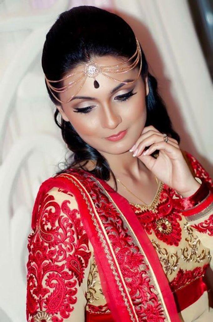 Bridal Portfolio by Faces by SudhaG - 017