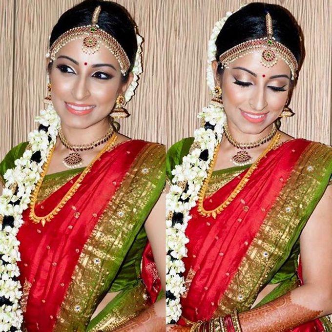 Bridal Portfolio by Faces by SudhaG - 013