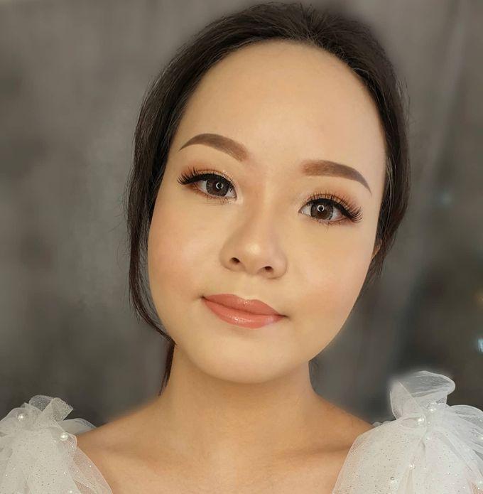 Holy Matrimony Ms. Tere by Alexandra Makeup Artist - 001