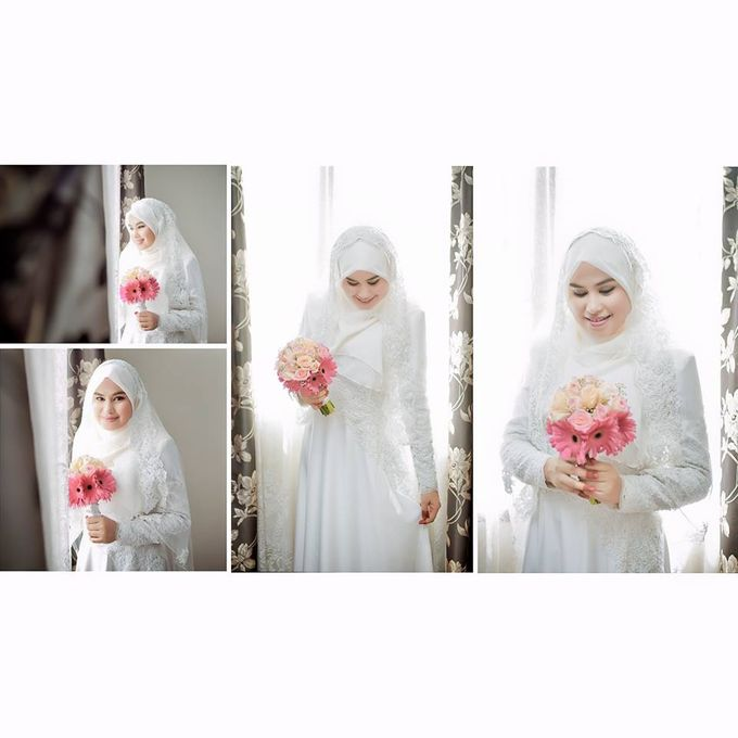 Solemnization of  Calissa & Nasoha by Amalina Tuna Photography - 001