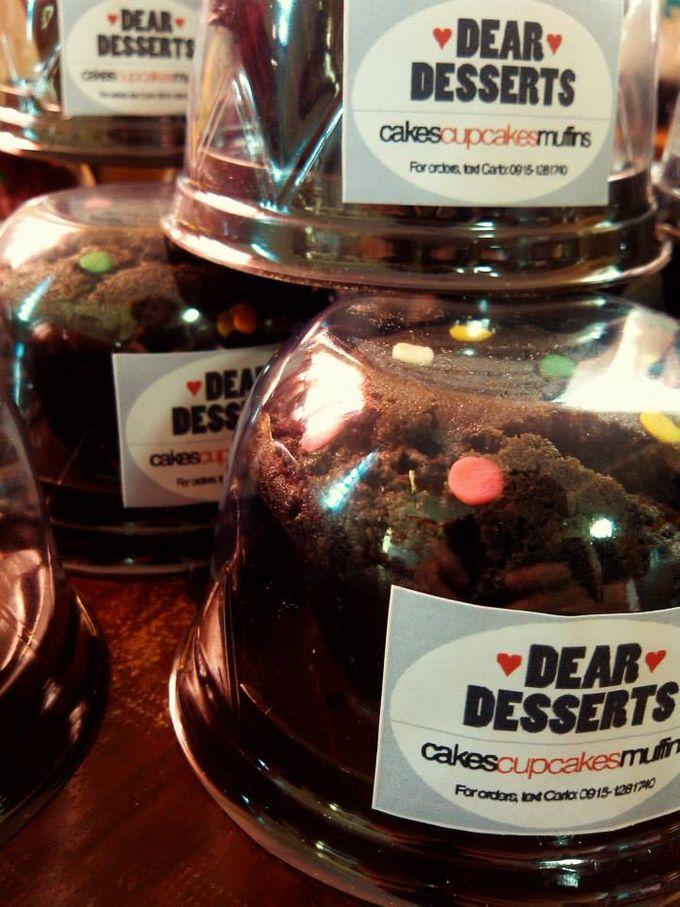 Giveaways by Dear Desserts - 004