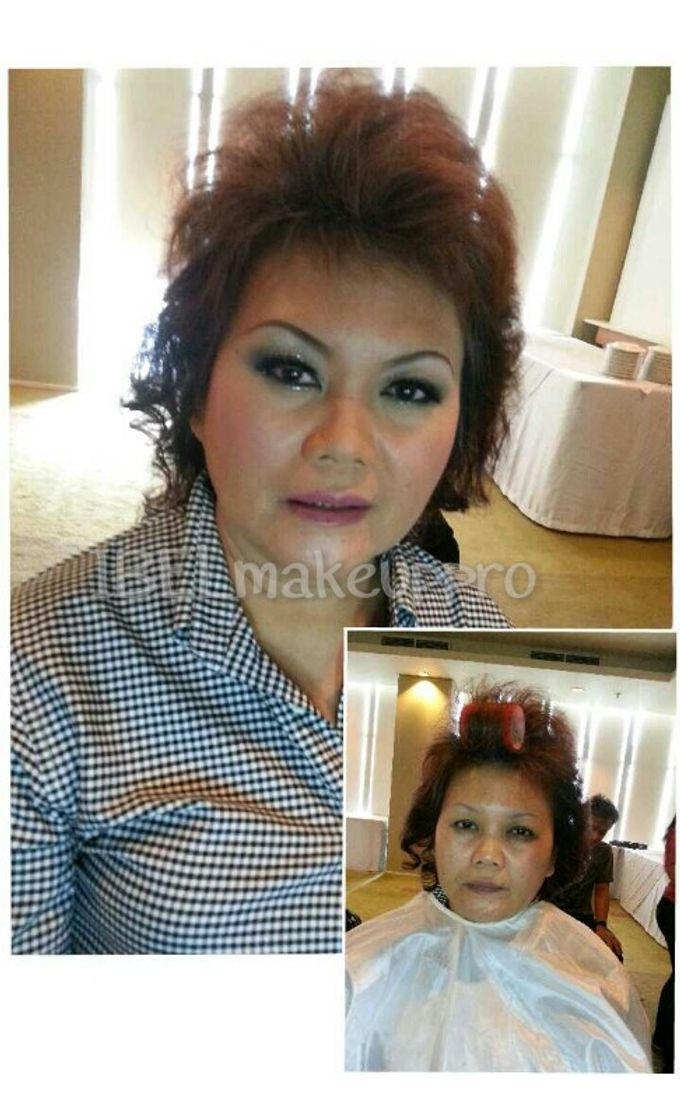 Mom's Make Up & Hair Do by IBELmakeuppro - 005