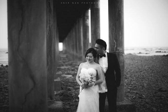 Prewedding of Johnathan + Kayti by Ener Gan Photography Studio - 001