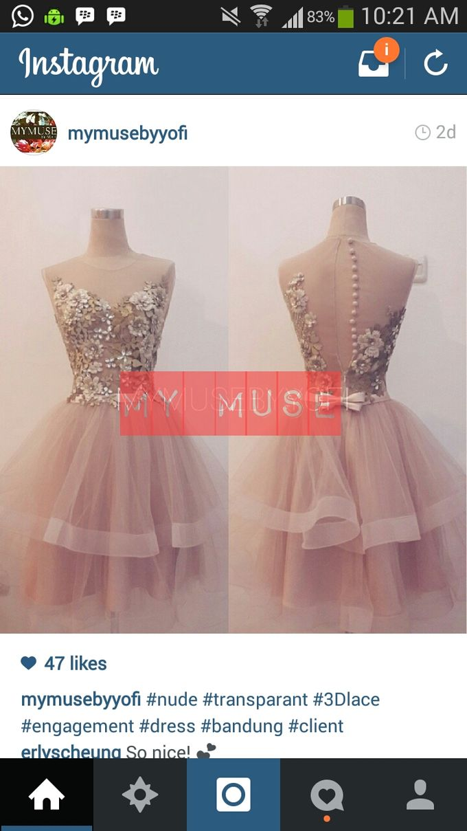 Dresses by MY MUSE FASHION - 015