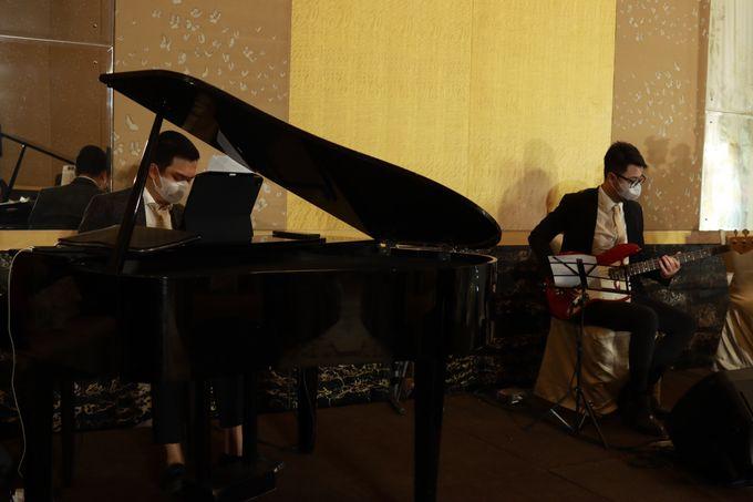 Entertainment Sangjit Hotel Mulia Jakarta by Double V Entertainment by Albert Yanuar - 020