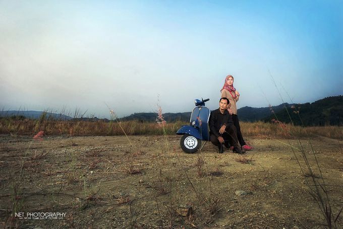 Linanda & Reksi - PREWEDDING by NET PHOTOGRAPHY - 002