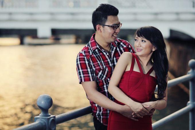 Prewedding Herry&Dewi by Okeii Photography - 013