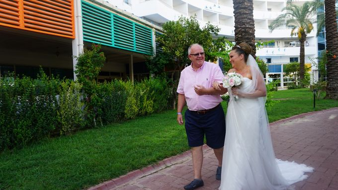 Wedding in Antalya -Christine & Mike- by Wedding City Antalya - 012
