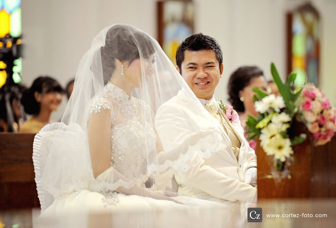The Wedding of Hans & Ninik by Cortez photography - 013