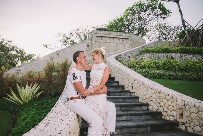 Melodie & Damien - Honeymoon in Bali by AT Photography Bali - 009