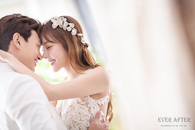 Korea Pre-Wedding Photoshoot - Studio 20 by Willcy Wedding by Willcy Wedding - Korea Pre Wedding - 011