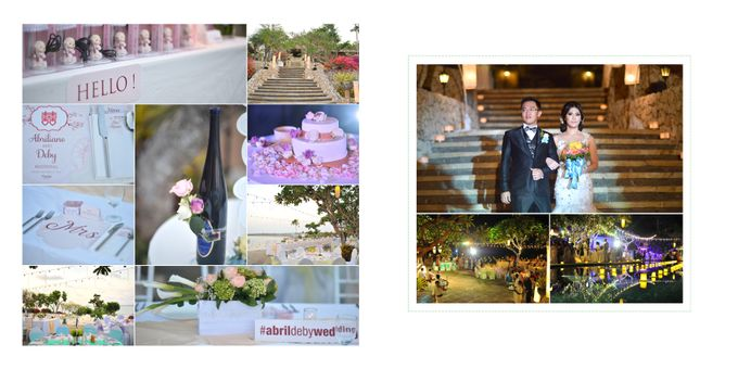 Abril and Debby Wedding by Magnifica Organizer - 007