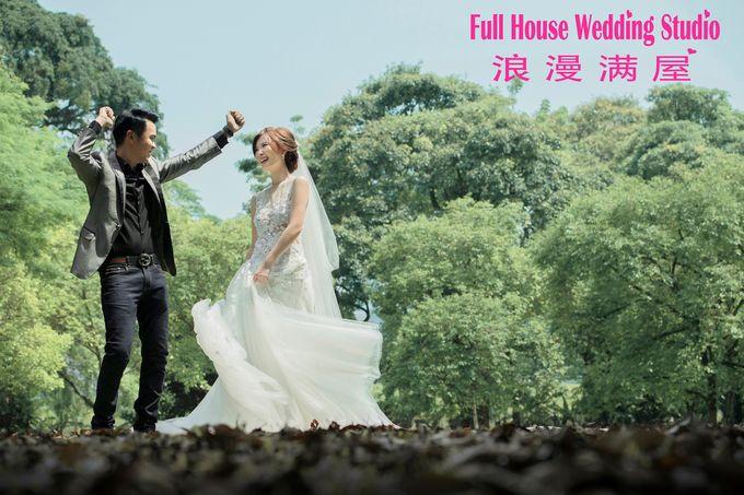 Pre-wedding shooting 1 by Full House Wedding Studio - 006