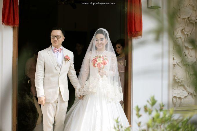 THE WEDDING OF RICHARD & LYDIA by Cynthia Kusuma - 013