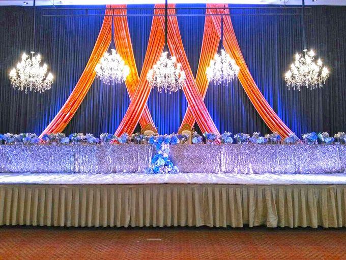 Midnight Blue theme Wedding by ZURIEE AHMAD CONCEPTS SDN BHD - 010