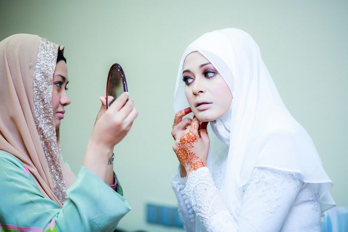 Zuhairah & Fuad by The Rafflesia Wedding & Portraiture - 008