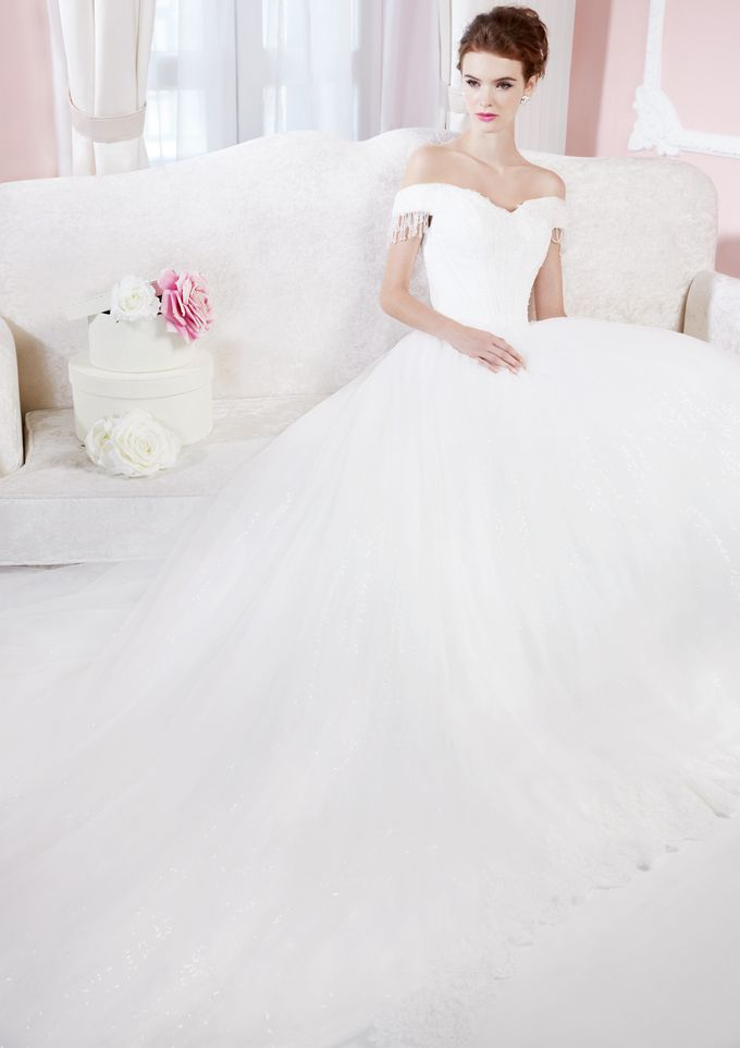Pink & Audrey Wedding Collection by Digio Bridal - 013