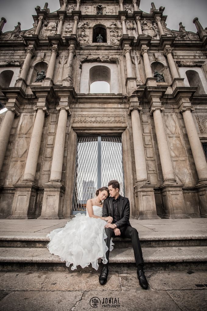 Wedding Actual Day & Pre Wedding by Jovial Photography - 038