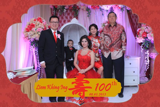 One Hundred Birthday of Liem Khing Ing by After 5 Photobooth - 005