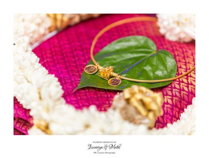 Wedding of Ishwariya & Mathi by DR Creations - 013