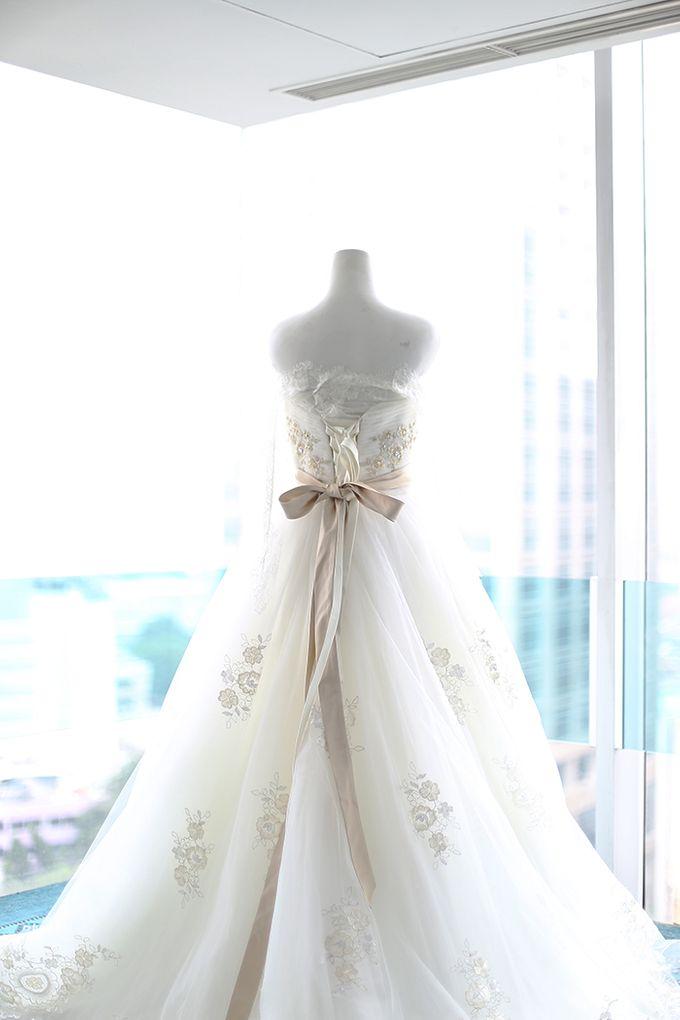 Sintha & Adi Wedding by Glenn Chandra Wedding - 012