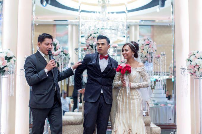 Malay Wedding Extraordinaire Celebration - Daniaal & Suhaila by Born2talk - 010