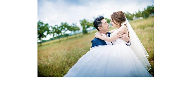 Winston & Serene by Yvonne Creative Bridal - 010