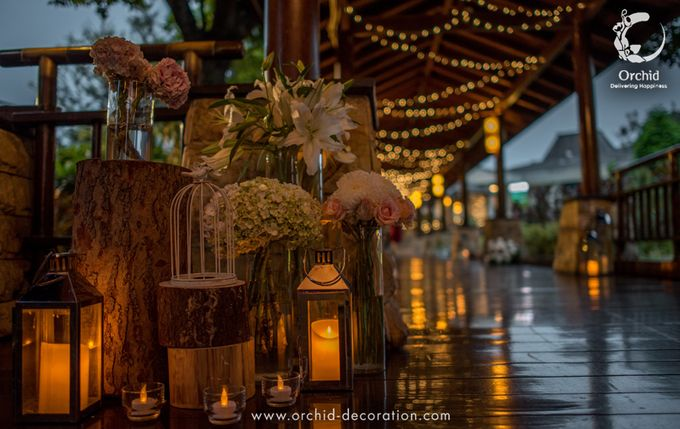 A sweet ending to a new beginning by Orchid Florist and Decoration - 003