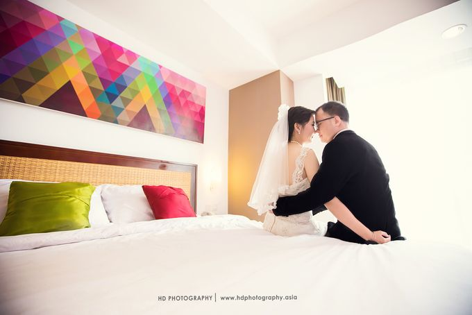 Eko & Sanyeni - Pre wedding by HD Photography - 011